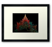 Tis the Season Framed Print