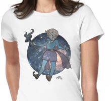 """Fae"" Witch Womens Fitted T-Shirt"