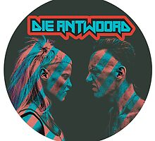Die Antwoord by emalakaite