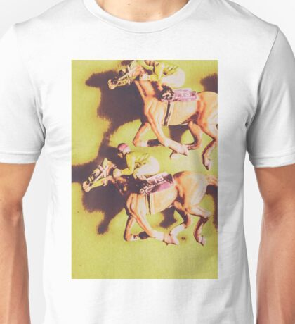 Historic racing competition Unisex T-Shirt