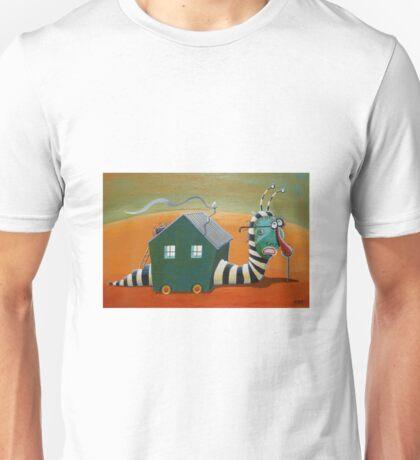 Moving house Unisex T-Shirt