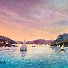 Regatta Plockton, Scotland by marshstudio