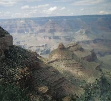 Canyon Shadows by christyashe
