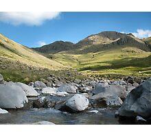 singing hills Photographic Print
