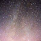 The Milky Way Arm by Augustina Trejo
