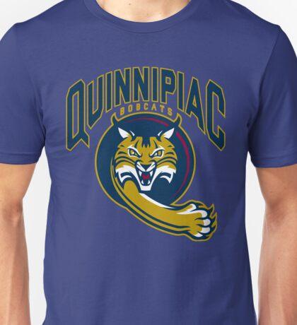 quinnipiac bobcats Unisex T-Shirt