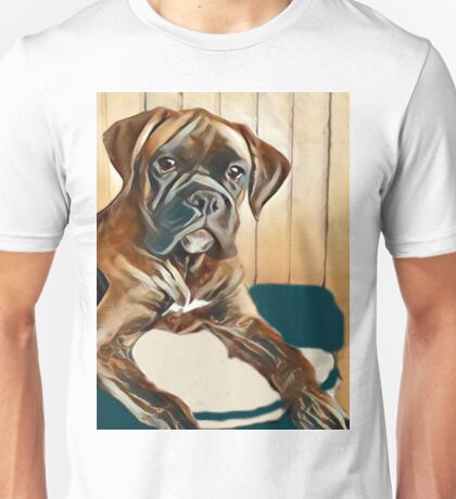 The Boxer at Rest Unisex T-Shirt