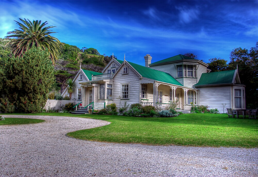 Villa - HDR by Omakiwi