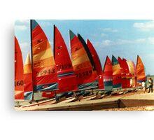 Southampton Water Canvas Print