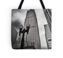 Skyscraper Tote Bag