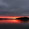 Lake Burley Griffin Sunset by Christopher Meder