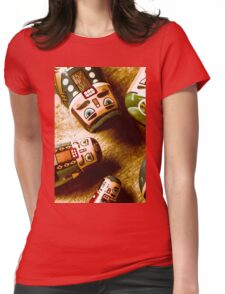 Historic toys Womens Fitted T-Shirt