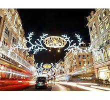 Regent Street London Photographic Print