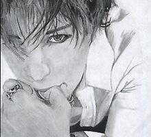 J-Rocker Gackt  by HolyDemonKnight