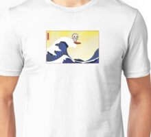 Surfing hokusai's famous wave T-Shirt