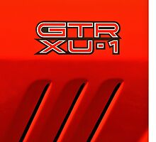 Holden Torana GTR XU1 iPhone 4 Cover by Clintpix
