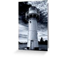 Lighthouse of Doom Greeting Card