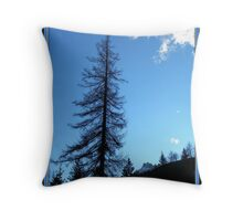 Lonely Throw Pillow