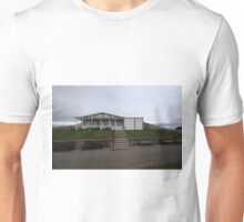 Bamburgh Cricket Pavillion Unisex T-Shirt