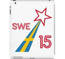 SWEDEN STAR iPad Case/Skin