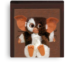 ╰ ☆ ╮ ♥  ღ ☼ I Love My Gizmo  ╰ ☆ ╮ ♥  ღ ☼ Canvas Print