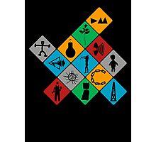 Depeche Mode : Logo Tribute 2 - Color Photographic Print