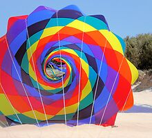 Rainbow Kite by Judee12