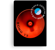 "Depeche Mode : Strangelove 12"" Canvas Print"