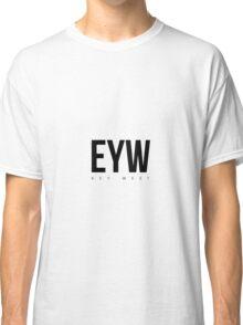EYW - Key West Aiport Code Classic T-Shirt