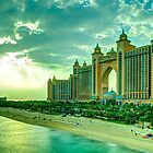Atlantis The Palm, Dubai by Jitesh Chauhan