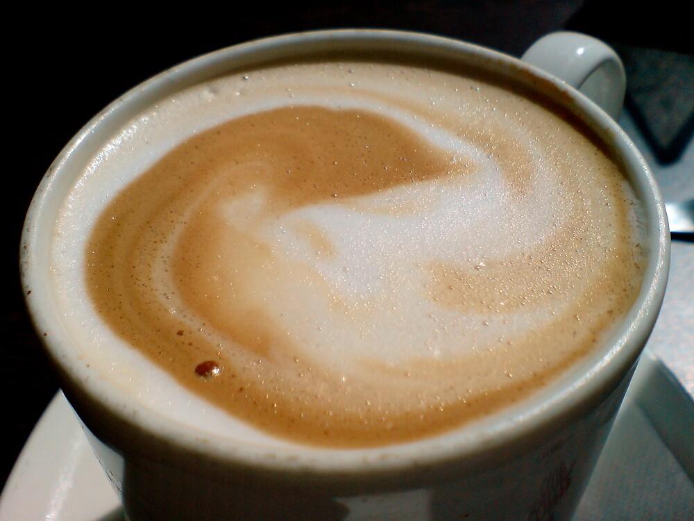 Latte by diongillard