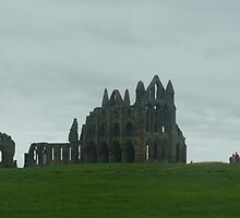 whitby abbey 3 by Wrigglefish