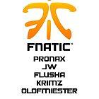 CS:GO Fnatic by AngusDrake