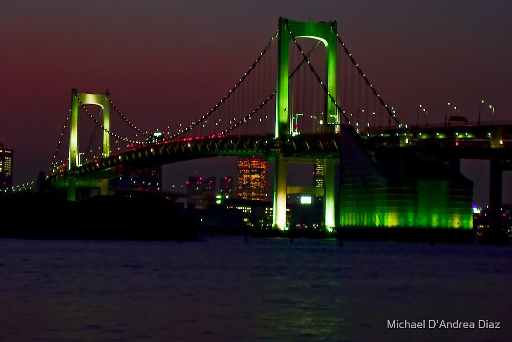 Rainbow Bridge by Michael D'Andrea Diaz
