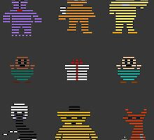 Five Nights At Freddy's Arcade by Xiki-Muffin