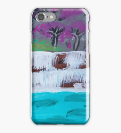 'Forest Falls' by Holly Purcell (2017) iPhone Case/Skin