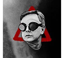 Depeche Mode : Goggles Andrew Fletcher & 2013's Delta  Photographic Print