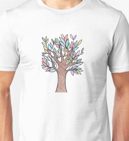 Color Tree Unisex T-Shirt