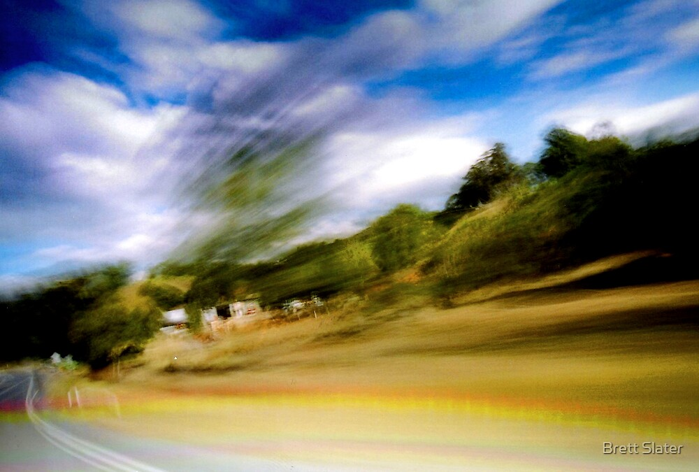 Fast Lane by Brett Slater