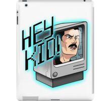HEY KID! I'M A COMPUTER! iPad Case/Skin