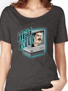 HEY KID! I'M A COMPUTER! Women's Relaxed Fit T-Shirt