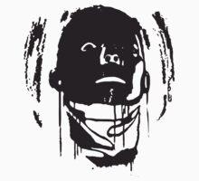 Seegson Synthetics Working Joe - Black T-Shirt