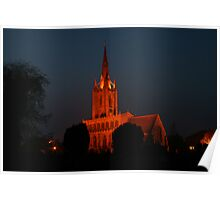 St Andrew's by Night #1 Poster