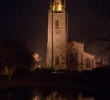 St Andrew's by Night #2 by Dave Pearson