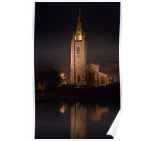 St Andrew's by Night #2 Poster