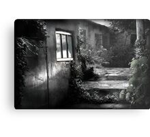 Softening the edges of decay Metal Print