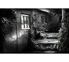 Softening the edges of decay Photographic Print