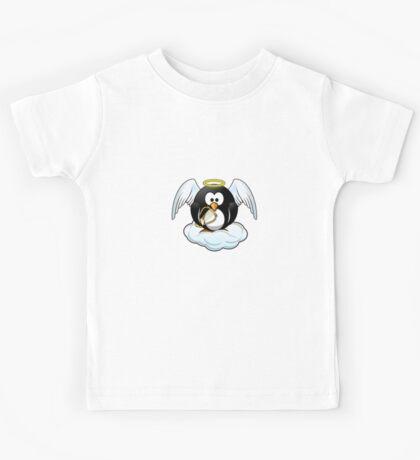 The Penguin Angel Kids Tee