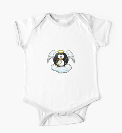 The Penguin Angel One Piece - Short Sleeve