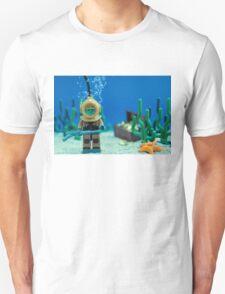 Lego Deep Sea Diver Unisex T-Shirt